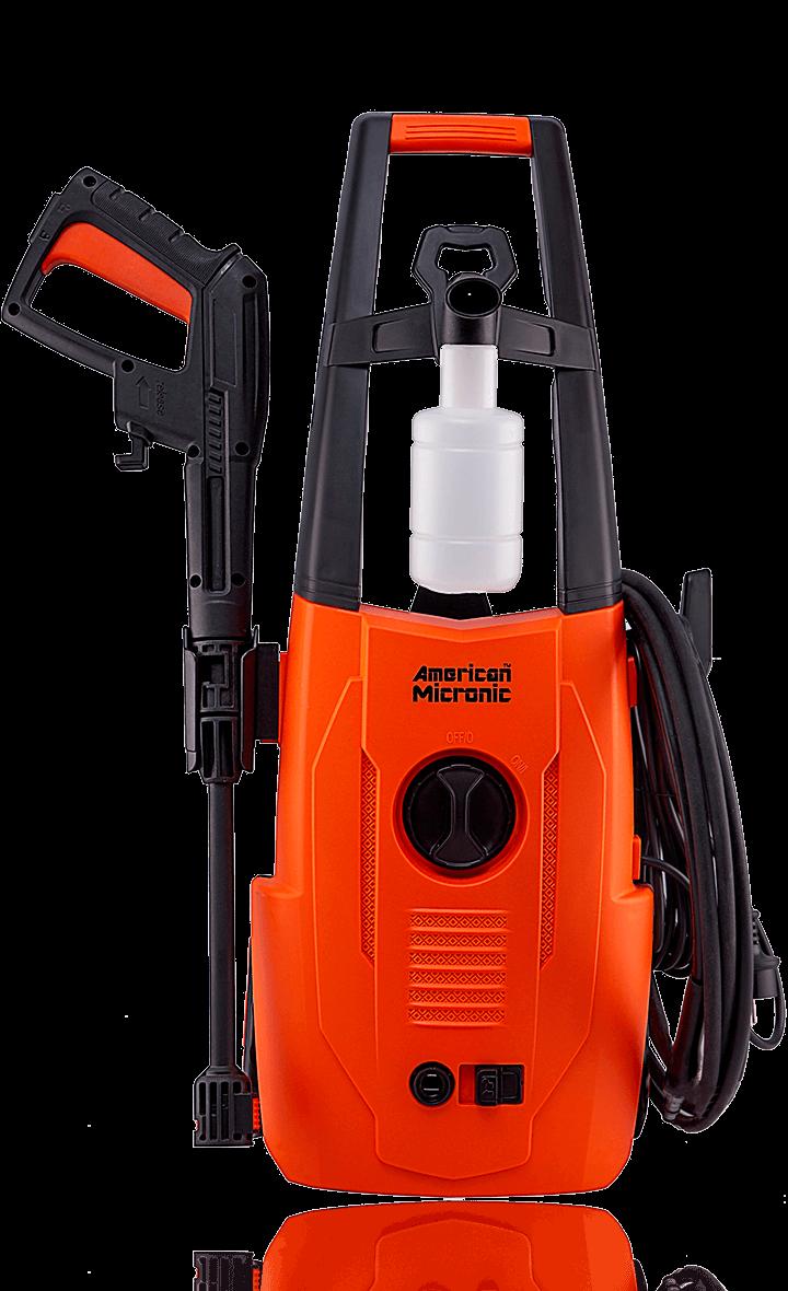 American Micronic - Pressure Washer