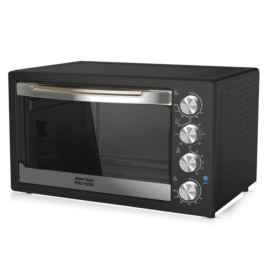 42 Litres Digital OTG with Rotisserie and Convection 2000W - American Micronic India